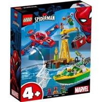 Doc Ock diamantroof Spider-Man Lego