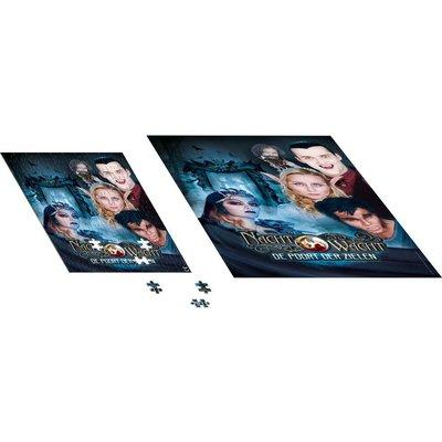 Nachtwacht Puzzel Nachtwacht met poster 250 stukjes