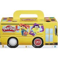 Super kleuren Play-Doh: 20 potjes - 1680 gram