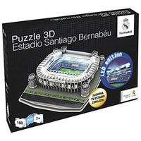 Real Madrid LED puzzel Sant Bernabeu - 160 stukjes