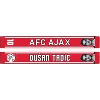 Sjaal ajax rood/wit Tadic