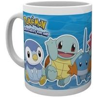 Mok Pokemon: Water Partners