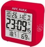 AJAX Amsterdam Wekker ajax bal rood LCD