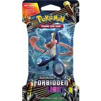 Pokemon booster SM6: Sun & Moon Forbidden Light sleeved