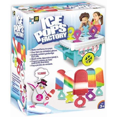 Diamant Toys Zelf ijsjes maken set