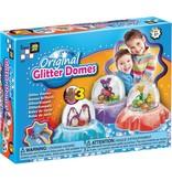 Diamant Toys Glitter Domes hobbyset 3 stuks