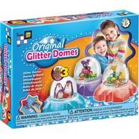 Glitter Domes hobbyset 3 stuks