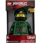 LEGO License Wekker Lego Ninjago: Lloyd
