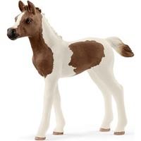 Schleich Arabisch pinto Veulen 13839 - Paard Speelfiguur - Horse Club - 8,1 x 2,2 x 7,9 cm