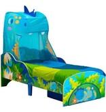 Non-License Bed Kind dinosaurus 142x77x138 cm