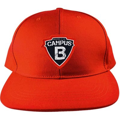 Campus 12 Cap en 3 patches Campus 12