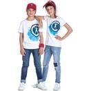 Campus 12 T-shirt en bandana meisjes Campus 12
