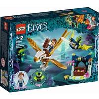 Emily Jones en de adelaarontsnapping Lego