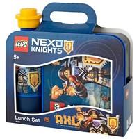 Lunchset Lego Nexo Knights: blauw