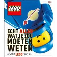 Boek Lego echt alles wat je moet weten