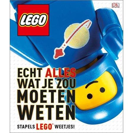 LEGO License Boek Lego echt alles wat je moet weten