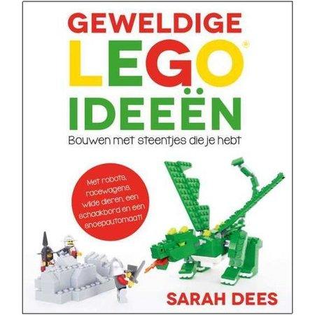 LEGO License Boek Lego geweldige ideeen (899064)
