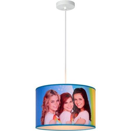 K3 Hanglamp K3 regenboog 30x20 cm