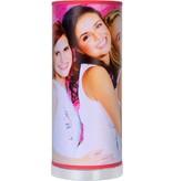 K3 Tafellamp K3 roze: 36x15 cm