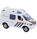 Kids Globe Auto pb Kids Globe politie (520084)