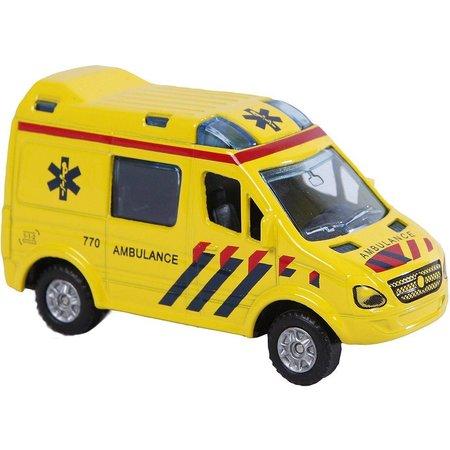 Kids Globe Auto pb Kids Globe ambulance (520085)