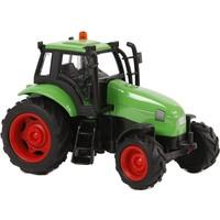 Kids Globe Auto pb Kids Globe tractor + licht/geluid