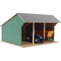 Landbouwloods Kids Globe tractoren schaal 132