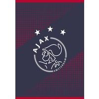 Schrift Ajax AFC A4 gelijnd