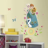Muursticker Frozen Fever RoomMates: group