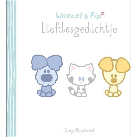 Woezel en Pip Boek Woezel en Pip: liefdesgedichten