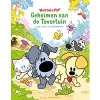 Boek Woezel en Pip: geheimen van de tovertuin