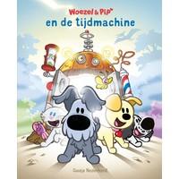 Boek Woezel en Pip: de tijdmachine