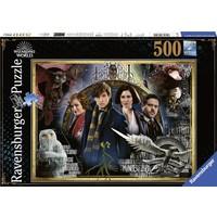 Puzzel Fantastic Beasts: 500 stukjes