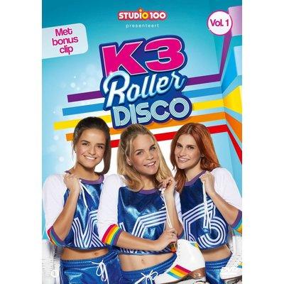 K3 K3 DVD - Rollerdisco vol.1