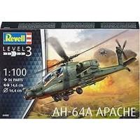 AH-64A Apache Revell schaal 1:100