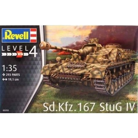 Revell Militairy Sd.Kfz. 167 StuG IV Revell schaal 1:35