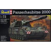 Tankhauwitser 2000 Revell schaal 1:72