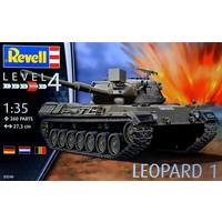 Leopard 1 Revell schaal 1:35