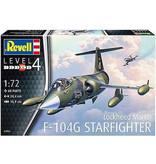 Revell Aircraft F-104G Starfighter Revell schaal 172