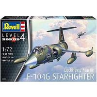 F-104G Starfighter Revell: schaal 1:72