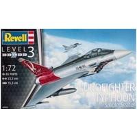 Eurofighter Typhoon single seat Revell schaal 172