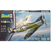 Spitfire Mk.II Revell: schaal 1:48