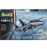 Revell Aircraft F-14D Super Tomcat Revell schaal 172