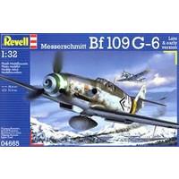 Messerschmitt Bf109 G-6 Revell schaal 132