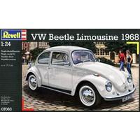 Volkswagen Beetle Limousine 1968 Revell schaal 124