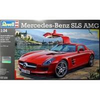 Mercedes Benz SLS AMG Revell schaal 124