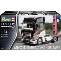 Mercedes Benz Actros MP4 Revell: schaal 1:24
