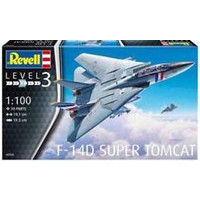 F-14D Super Tomcat Revell: schaal 1:100