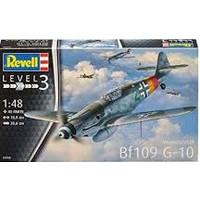 Messerschmitt Bf109 G-10 Revell schaal 148