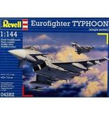 Revell Aircraft Eurofighter Typhoon Single Seat Revell schaal 1144